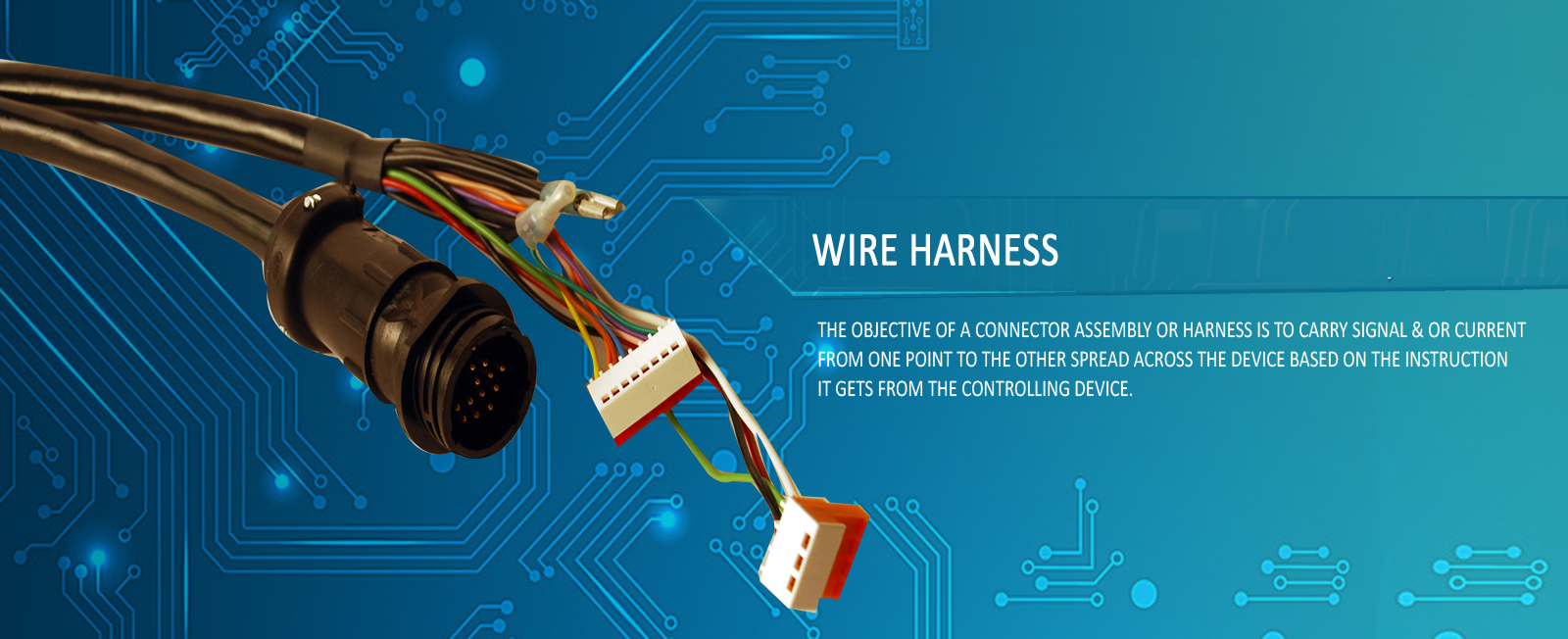 Electronics Assembly Wire Harness Welcome To Noida